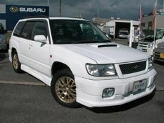 Запчасти для Subaru Forester SF5