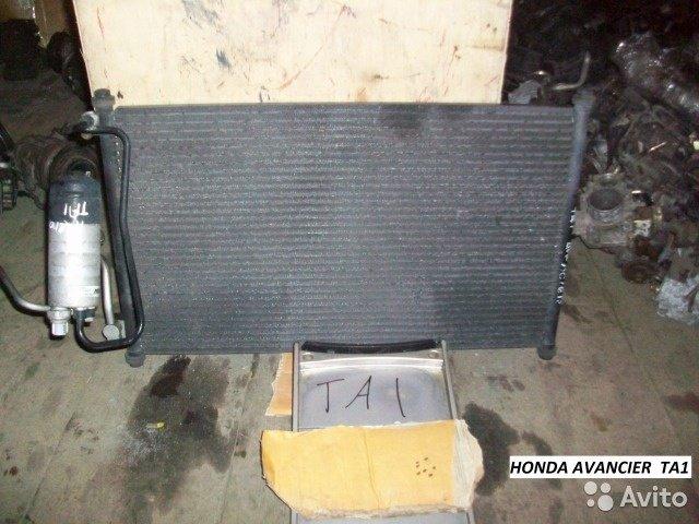 Радиатор для Honda Avansier