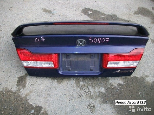 Багажник для Honda Accord