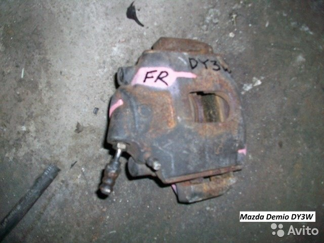 Суппорт для Mazda Demio