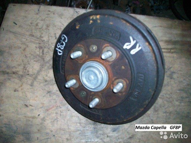 Ступица для Mazda Capella