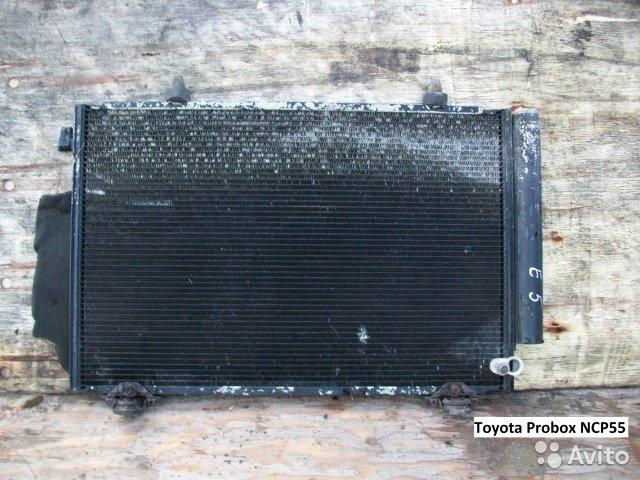 Радиатор для Toyota Probox