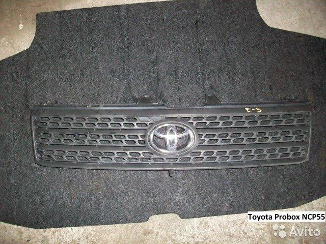 Решетка радиатора для Toyota Probox