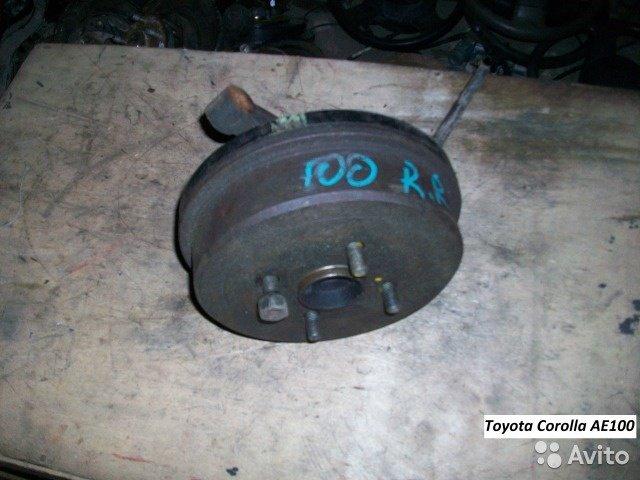 Ступица для Toyota Corolla