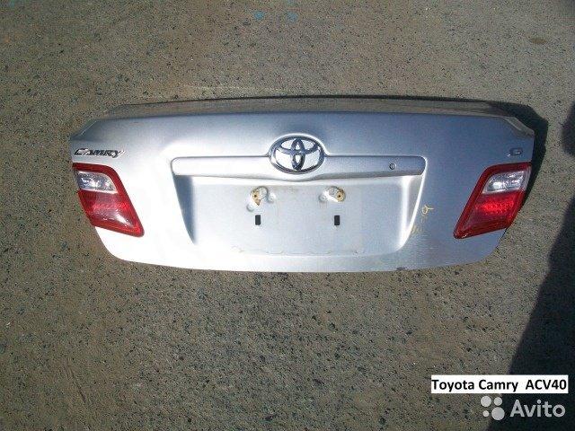 Багажник для Toyota Camry