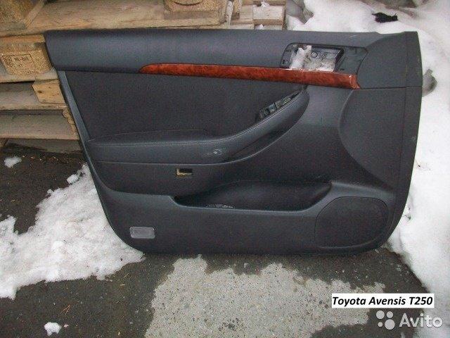 Обшивки для Toyota Avensis
