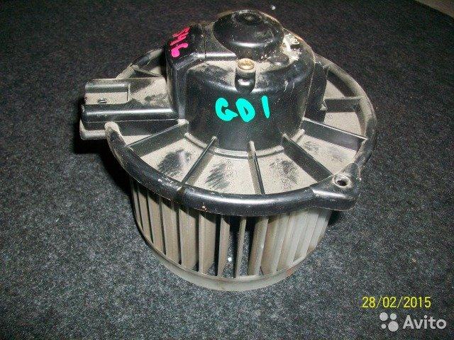 Моторчик печки на Honda FIT GD1 для Honda Fit