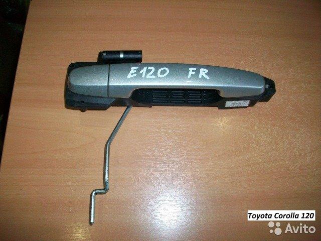 Ручка на Toyota Corolla 120 для Toyota Corolla