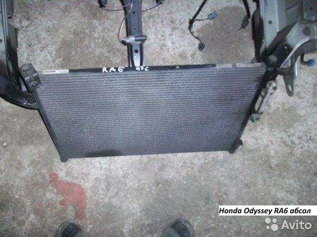 Радиатор Honda Odyssey RA6 абсолют для Honda Odyssey