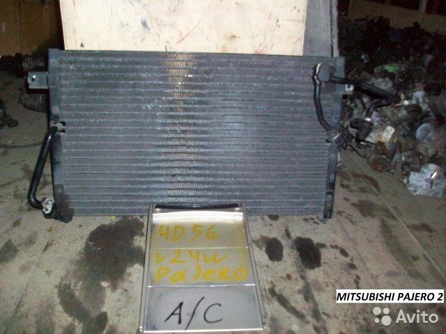 Радиатор Mitsubishi pajero V24W для Mitsubishi Pajero
