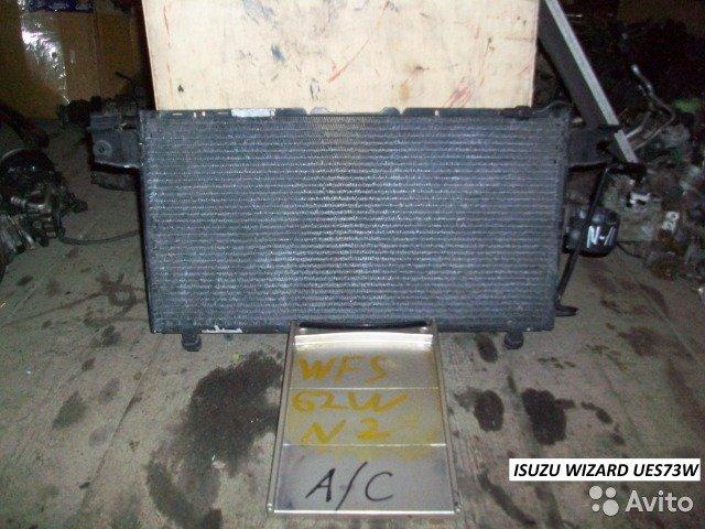Радиатор на Isuzu wizard UES73W для Isuzu Wizard