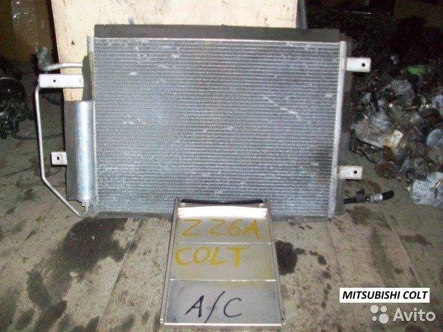 Радиатор конд на Mitsubishi colt  для Mitsubishi Colt