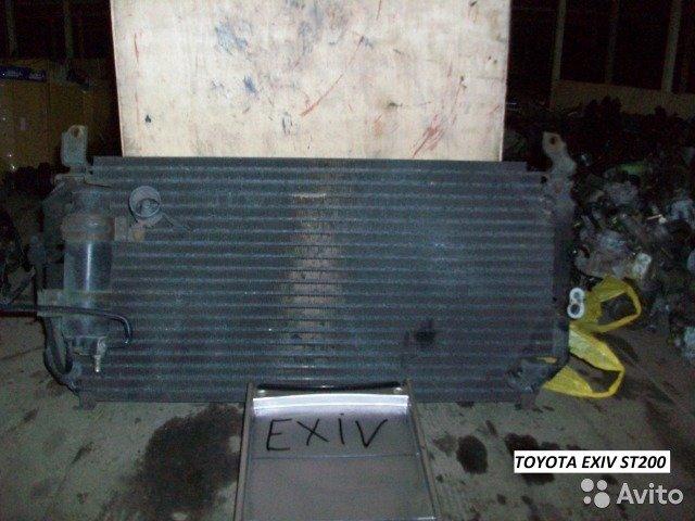 Радиатор конд на Toyota Exiv ST200 для Toyota Exiv