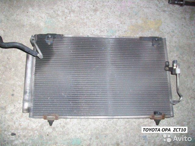 Радиатор конд на Toyota OPA ZCT10 для Toyota Opa