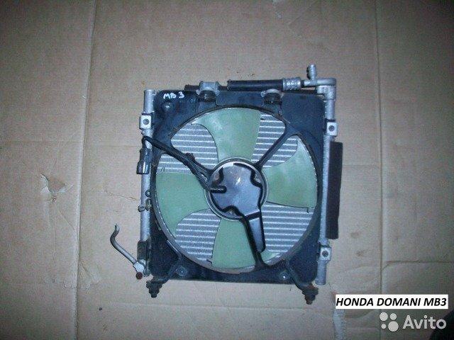 Радиатор кондиц Honda Domani MB4 для Honda Domani