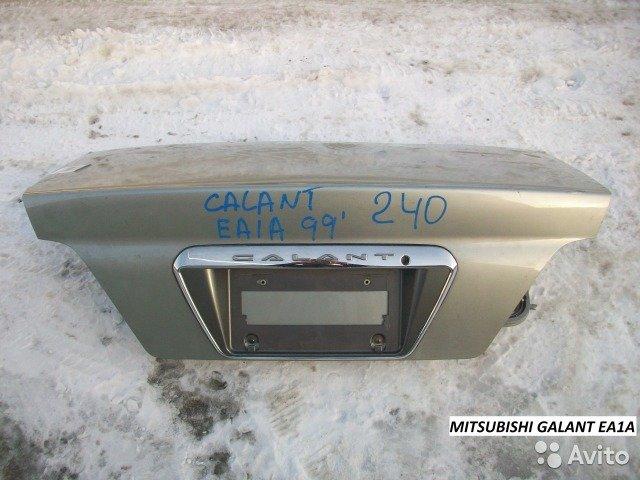 Крышка на Mitsubishi Galant EA1A для Mitsubishi Galant