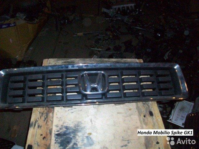 Решетка радиатора на Honda Mobilio Spike GK1 для Honda Mobilio