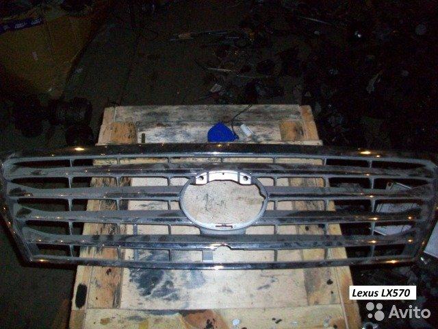 Решетка радиатора на Lexus LX570  для Lexus Lx570