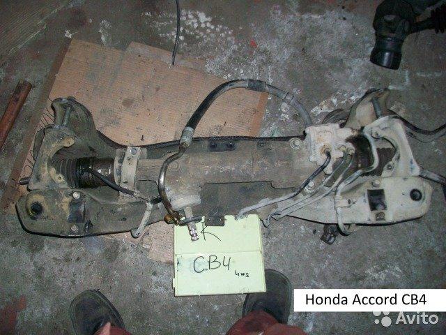 Рулевая рейка на Honda Accord CB4 для Honda Accord
