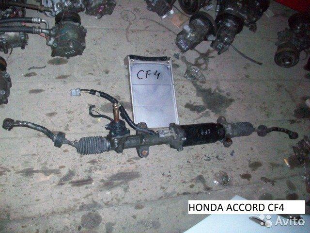Рулевая рейка на Honda Accord CF4 для Honda Accord