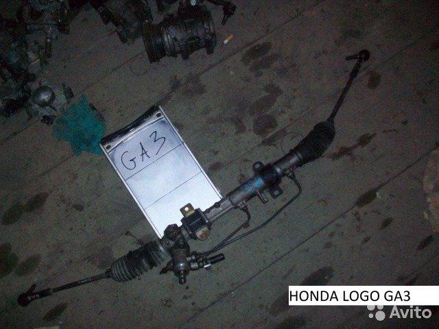 Рулевая рейка на Honda logo GA3 для Honda Logo