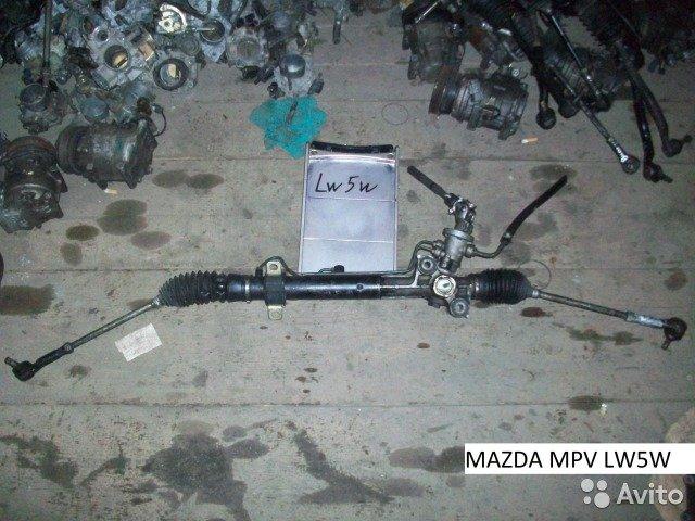 Рулевая рейка на Mazda MPV LW5W для Mazda Mpv
