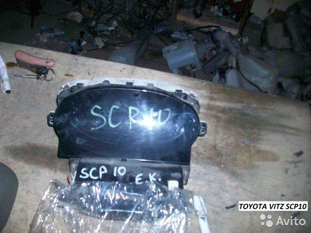 Щиток приборов на Toyota vitz SCP10 для Toyota Vitz