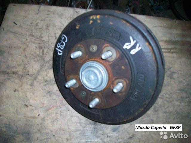 Ступица Mazda Capella GF8P для Mazda Capella