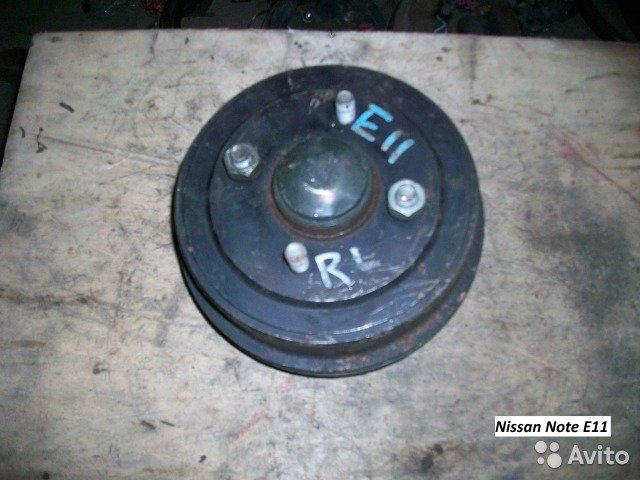 Ступица левая на Nissan Note Е11 для Nissan Note
