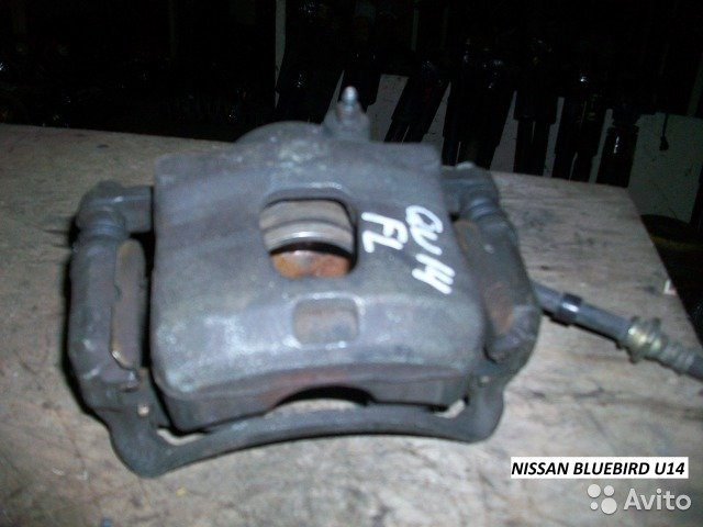 Суппорт на Nissan Bluebird U14 для Nissan Bluebird