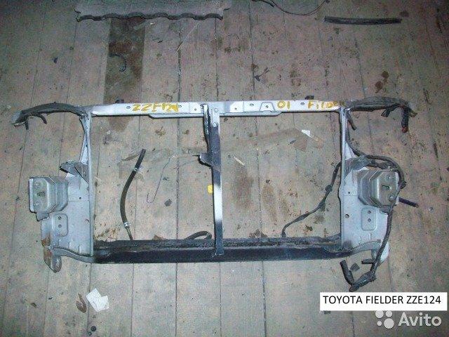 Телевизов на Toyota corolla fielder ZZE124 для Toyota Corolla