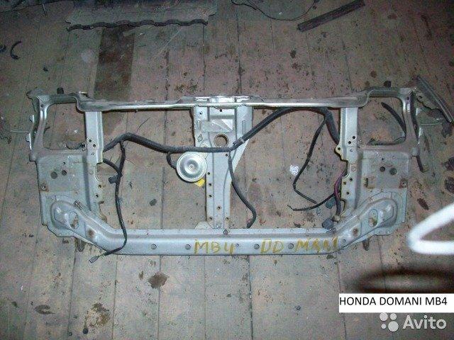 Телевизор Honda domani MB4 для Honda Domani