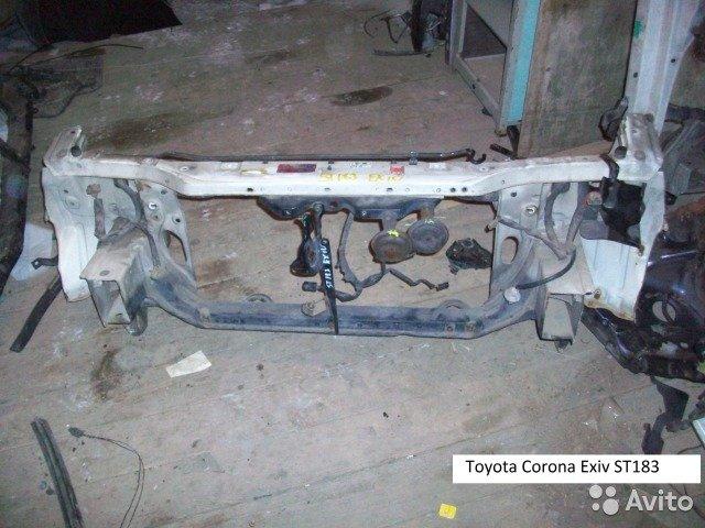 Телевизор на Toyota Corona Exiv st183 для Toyota Corona
