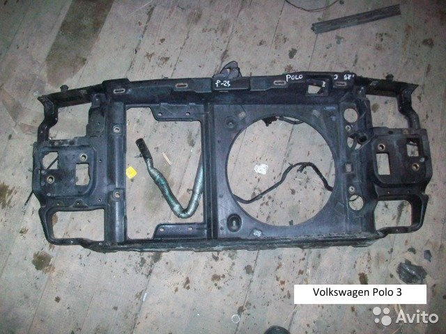 Телевизор на Volkswagen Polo 3  для Volkswagen Polo