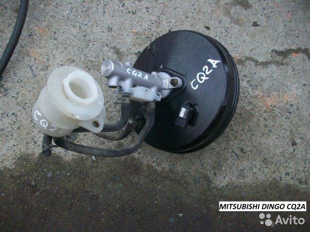 Гл. тормозной цил на Mitsubishi Dingo CQ2A для Mitsubishi Dingo