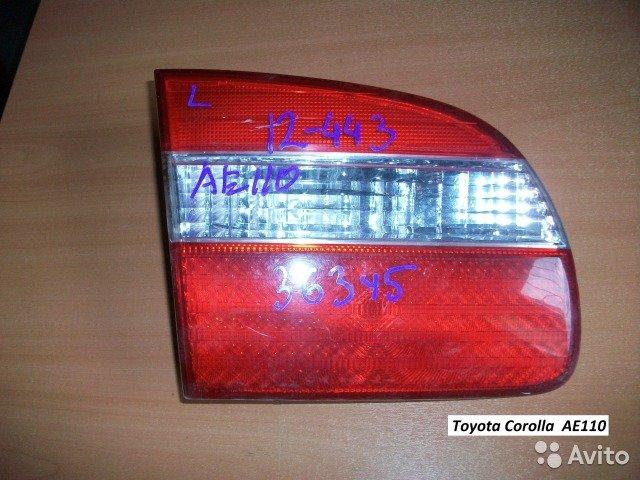 Фонари Toyota Corolla AE110 для Toyota Corolla