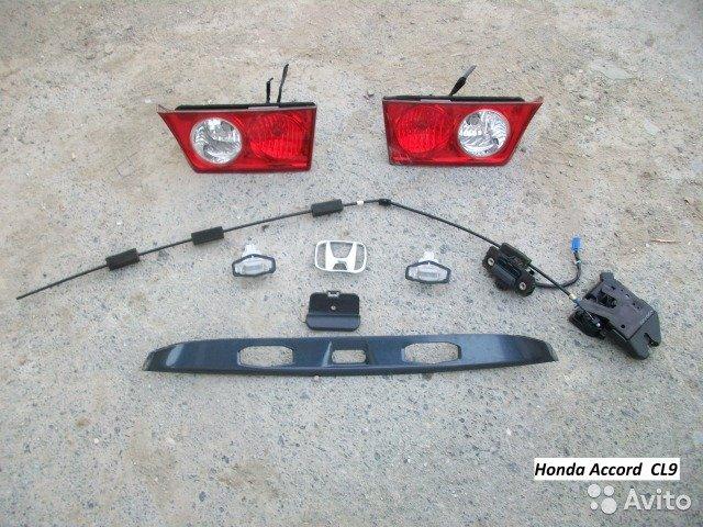 Фонари на Honda Accord CL9 для Honda Accord