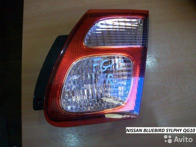 Фонарь Nissan Bluebird Sylphy  для Nissan Bluebird