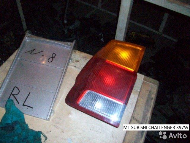 Фонарь на Mitsubishi Challenger K97W для Mitsubishi Challenger