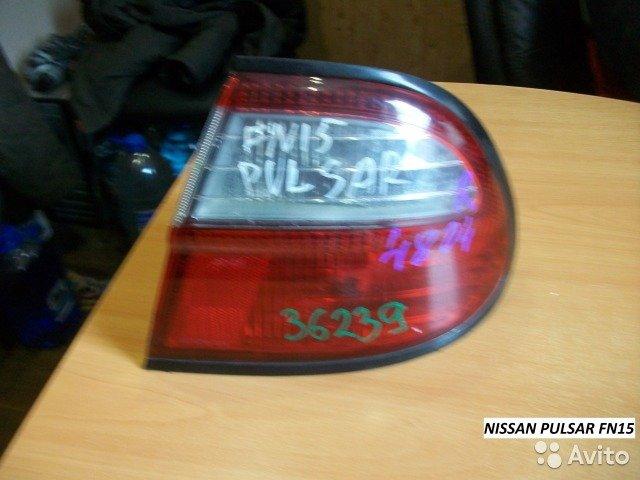Фонарь правый Nissan Pulsar FN15 для Nissan Pulsar