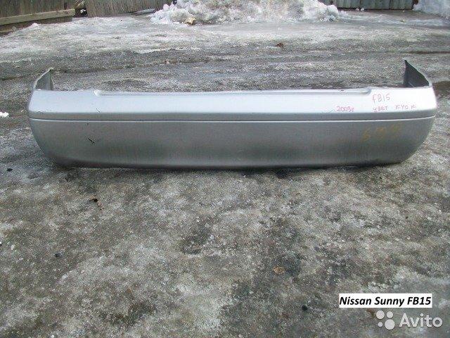 Бампер для Nissan Sunny