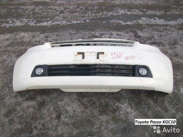 Бампер  для Toyota Passo