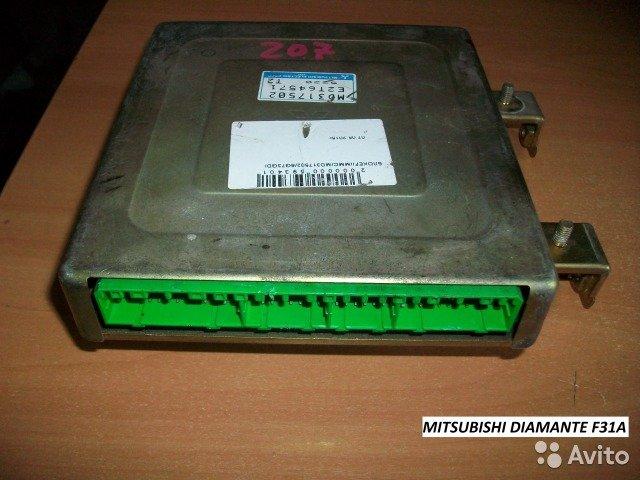 Блок управления для Mitsubishi Diamante