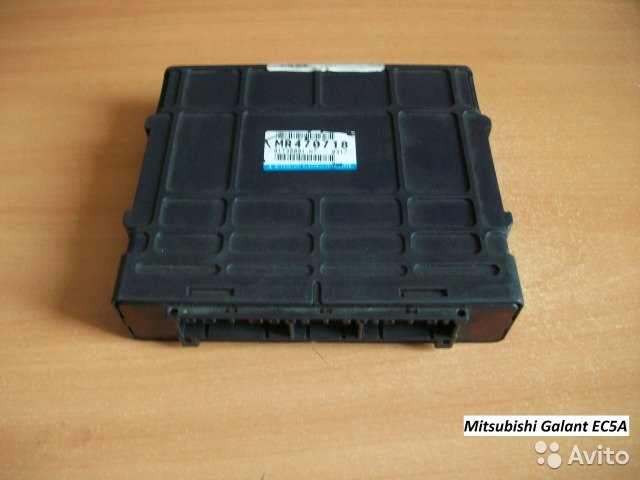 Блок управления  для Mitsubishi Galant