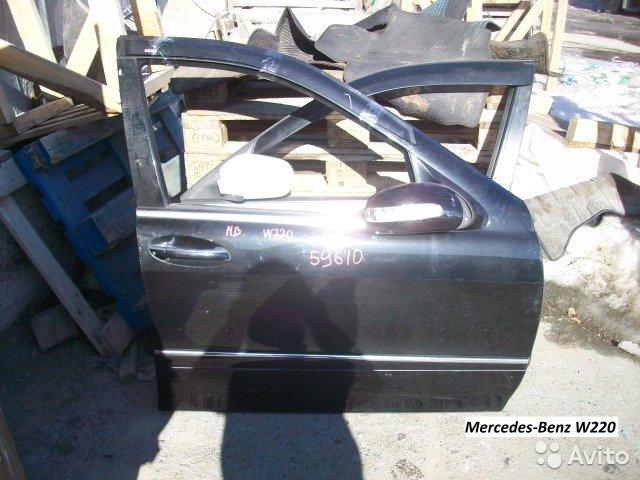 Дверь для Mercedes-benz 220