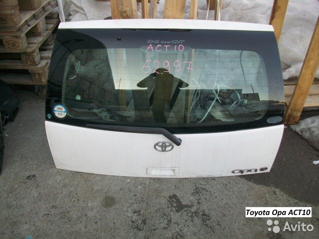 Дверь для Toyota Opa