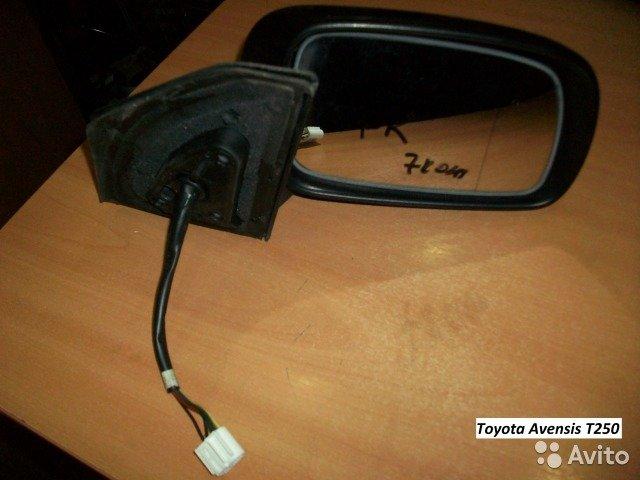 Зеркало для Toyota Avensis