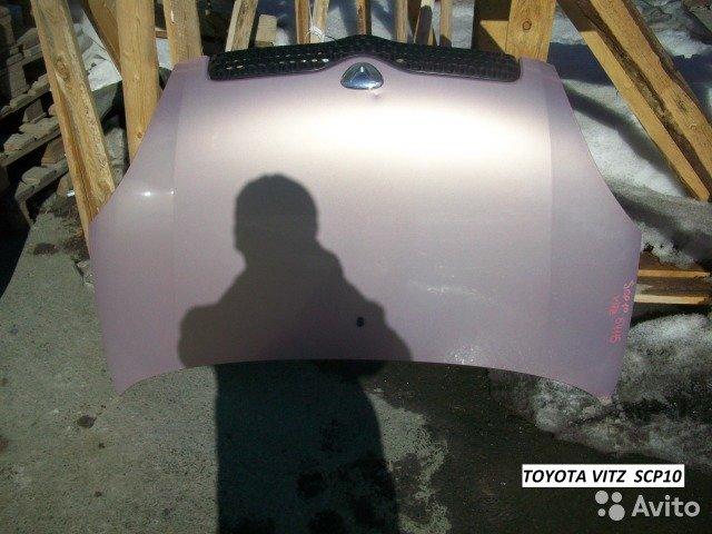Капот  для Toyota Vitz