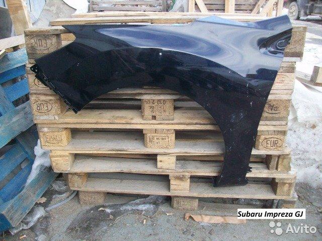 Крыло для Subaru Impreza