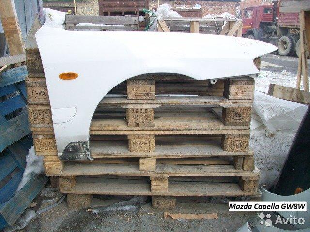 Крыло для Mazda Capella